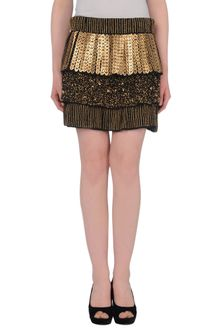 Alice + Olivia Knee Length Skirt - Lyst