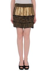 Alice + Olivia Knee Length Skirt