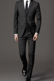 Burberry Modern Fit Virgin Wool Suit - Lyst