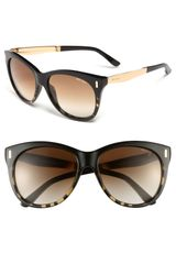 Jimmy Choo Retro Sunglasses - Lyst