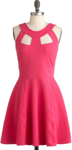 ModCloth Pop Culture Queen Dress - Lyst