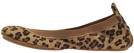 Yosi Samra Ys Pony Hair in Beige (leopard pony hair) - Lyst