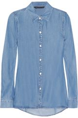 Marc By Marc Jacobs Chambray Shirt - Lyst