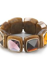 Marc By Marc Jacobs Ice Cubes Stretch Bracelet - Lyst