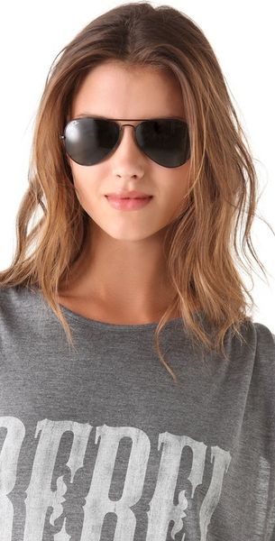 Large Ray Ban Aviators
