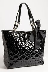 Betsey Johnson Tote - Lyst