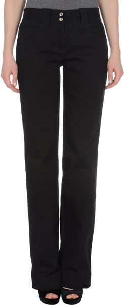 Dolce & Gabbana Casual Pants in Black - Lyst