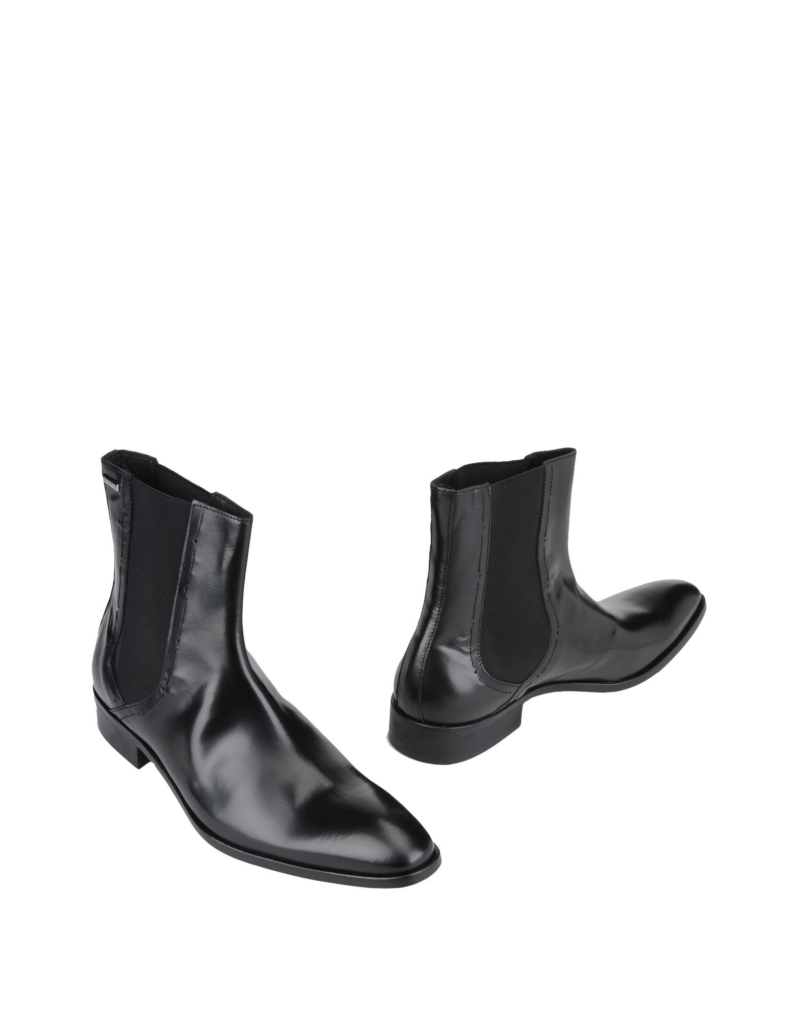 Gianfranco Ferr 233 Ankle Boots In Black For Men Lyst