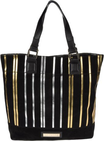 Gianfranco Ferré Large Fabric Bag - Lyst