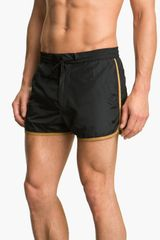 Marc By Marc Jacobs Swim Trunks - Lyst