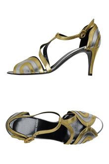 Pierre Hardy Highheeled Sandals - Lyst