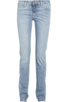 Acne Hex Straight leg Jeans - Lyst