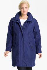Marc New York Caroll Raincoat with Detachable Liner - Lyst