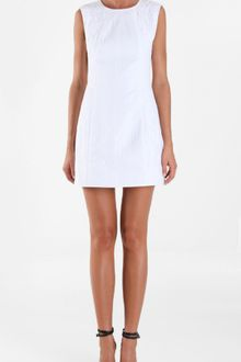 Tibi Astor Jacquard Dress - Lyst