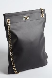 Givenchy Leather Chain Strap Shoulder Bag - Lyst
