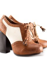 H&m Shoes in Brown - Lyst