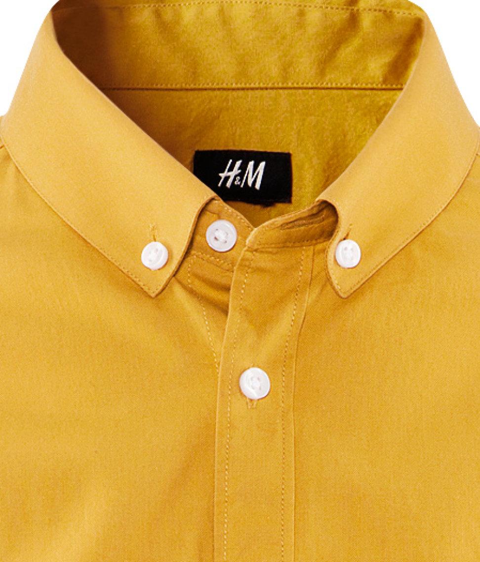 Wrangler Denim Shirt Mens