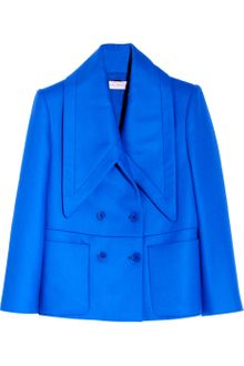 Stella McCartney Oliver Wool Twill Jacket - Lyst