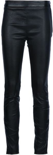 Valentino Legging in Black - Lyst
