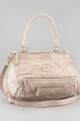 Givenchy Pandora Leather Satchel Medium - Lyst