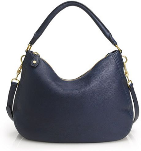 J.crew Biennial Hobo in Blue (blue sea) - Lyst