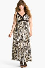 Karen Kane Maxi Dress - Lyst