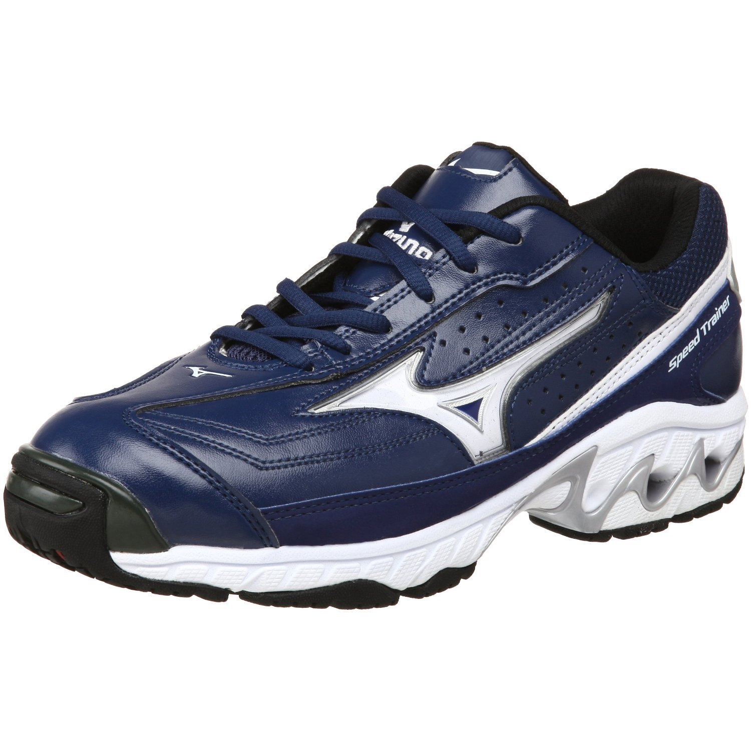 Mizuno Speed Trainer G3 Switch Training Shoe In Blue For