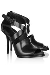 Alexander Wang Leather Sandals - Lyst