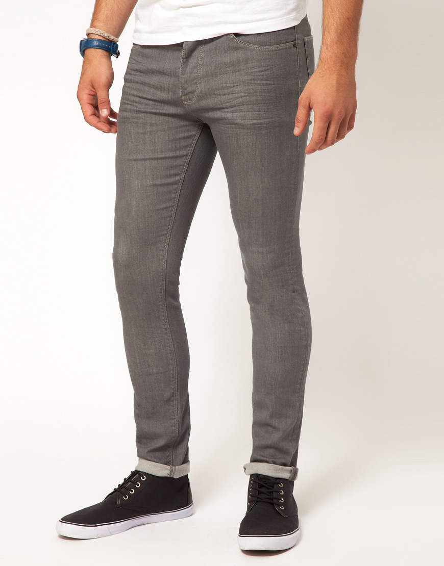Super Skinny Mens Jeans