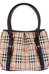 Burberry Brit Print Bag - Lyst