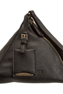 Jil Sander Square Evening Wristlet - Lyst