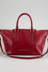 Marc By Marc Jacobs Large Satchel - Lyst