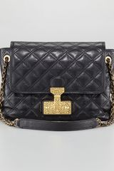 Marc Jacobs The Single Baroque Quilted Bag Large - Lyst