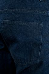 Balmain Straight Leg Jeans in Blue for Men - Lyst