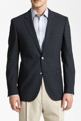 Boss Black Jeremy Plaid Blazer - Lyst