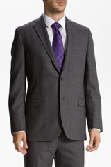 Brooks Brothers  Plaid Wool Suit