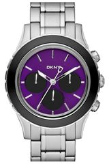 DKNY Chronograph Bracelet Watch - Lyst