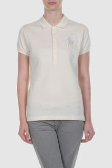 Ralph Lauren Polo Shirt - Lyst