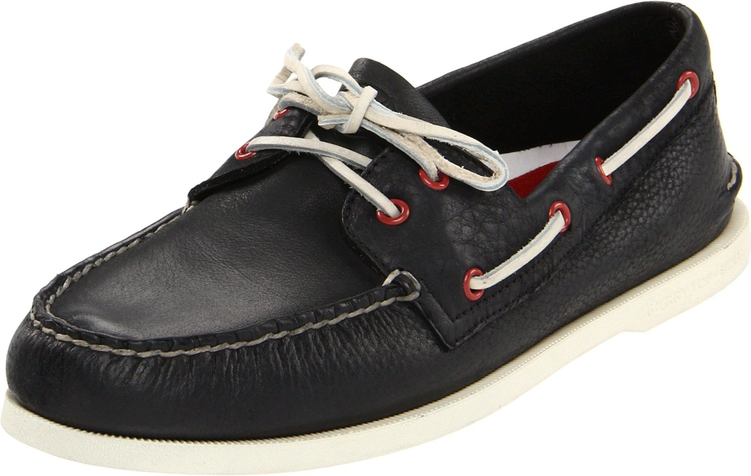 Sperry Top-sider Mens Ao 2 Eye Burnished Boat Shoe in ...