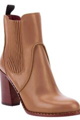 Marc By Marc Jacobs Leather Boot - Lyst