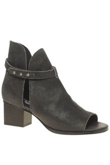 Cheap Monday Kloss Horse Peep Toe Boots - Lyst
