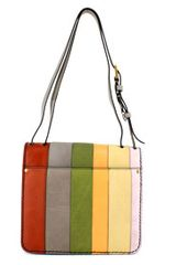 Chloé Multi Color Striped Louise in Multicolor (multi) - Lyst