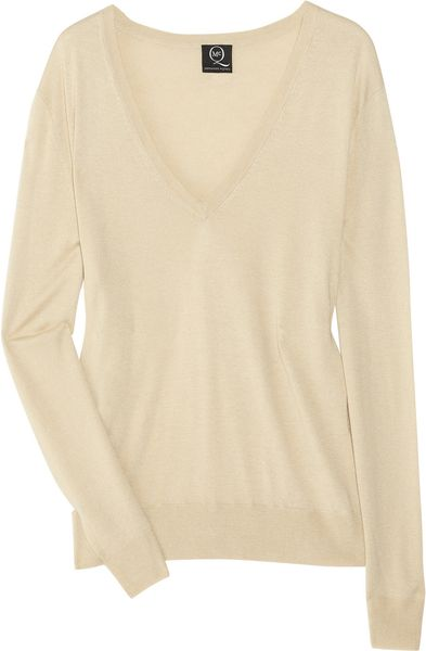 Mcq By Alexander Mcqueen Sweater in Beige (cream) - Lyst