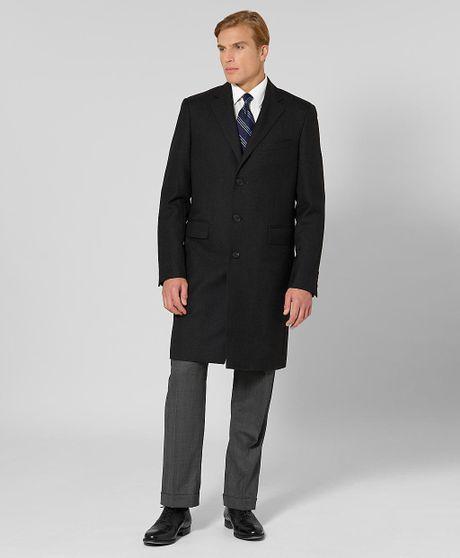 Brooks brothers overcoats