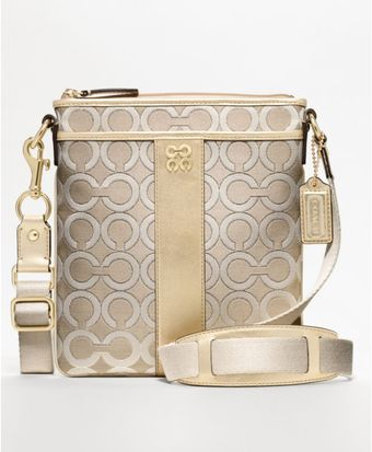 Coach Julia Op Art Swingpack - Lyst