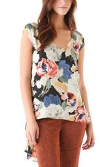Elizabeth And James Josie Top - Lyst