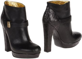 Just Cavalli Ankle Boots - Lyst