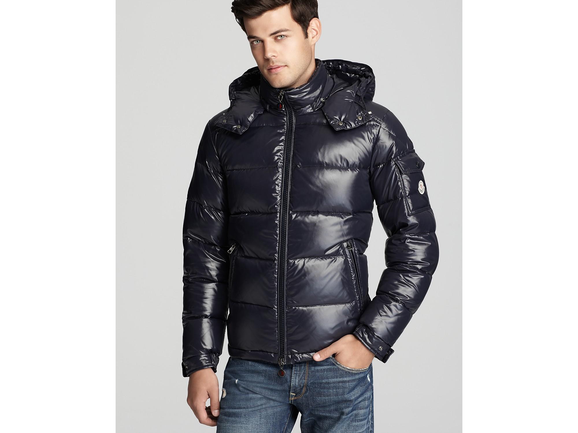 moncler jacket navy