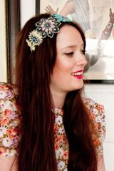 Ann-marie Faulkner Millinery Flower Pop Headpiece in Floral - Lyst
