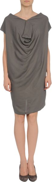 D_cln Short Dress - Lyst